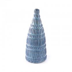 Coastal Sm Bottle Blue & White