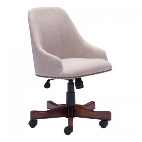 Maximus Office Chair Beige
