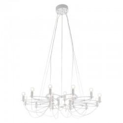 Scala Ceiling Lamp White