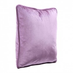 Velvet Pillow Purple