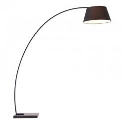 Vortex Floor Lamp - Black